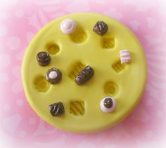 Hey, I found this really awesome Etsy listing at https://www.etsy.com/listing/85887800/miniature-tiny-candy-mold-sweets-kawaii