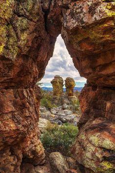 Chiricahua National Monument, Willcox, Arizona