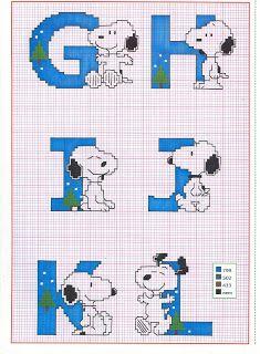 Sandrinha Ponto Cruz: Letreiro Snoopy!