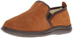 Men's Slippers - LB Evans Mens Klondike ClosedBack Slipper -- See this great product. (This is an Amazon affiliate link)
