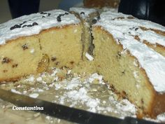 Sabor: Βασιλόπιτα Κέικ Xmas Food, Christmas Sweets, Christmas Time, Vasilopita Cake, Greek Cake, Cooking Time, Cooking Recipes, Greek Sweets, New Year's Cake