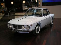 Lancia Fulvia Coupe Series 1 - I want one!