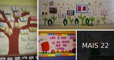 Ideias e sugestões para o seu Painel Dia do Livro Infantil em EVA com moldes para imprimir. Diversas dicas para trabalhar essa data comemorativa em sala de aula com crianças da Educação Infantil. Mural e Painel Dia do Livro Infantil em EVA ou FELTRO com moldes.