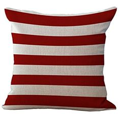 American Flag Pillow Case USA flag throw pillow Cover Military Pillow Case Independence day Pillow Cover