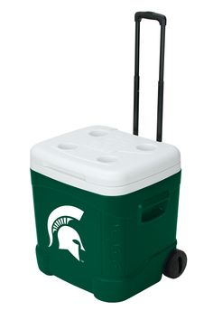 New for 2013! Igloo Michigan State University Ice Cube 60 Roller