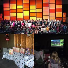 LuLaRoe #supersaturday by day and stormed out - outdoor movie birthday party by night! What a day! #lularoe @lularoe #happybirthday #outdoorfun become a VIP at http://ift.tt/1sE2WFy