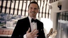 AWARD♢Michael Fassbender receives a Jupiter Award for Best International Star