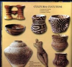 Körösi KULTURA Cucuteni, a civilization older than Mesopotamia, almost forgotten, instead of becoming country brand Romania People, Ceramic Angels, Mystery Of History, Stone Age, Ancient Artifacts, Ancient History, Ceramic Art, Archaeology, Glass Art