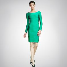 Long-Sleeve Bandage Dress Green H035G $99. Good news,now you can get our one free gift when your order is over $119,welcome to my store: http://www.udobuy.com/search.php?intro=daily_new @Jessica Rawlings @Jillyn Nicole Soong @Joumana Diab Taha @Jonah Ansley Hagan @Jan Blemens @kavita singh @Kay Bogaert @Diana Kolentsova @Kyla Greene @Katherine Barnes