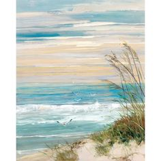 Portfolio Canvas Decor Beach at Dusk Canvas Wall Art