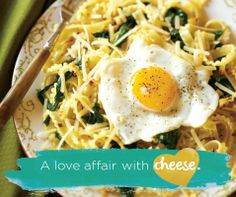 Life& a little brighter with Tre Stelle Sunny Side Up Spinach and Piave Pasta! Non Stick Pan, Baby Spinach, Gnocchi, How To Cook Pasta, Tasty Dishes, Pasta Recipes, Entrees, Spaghetti, Cheese
