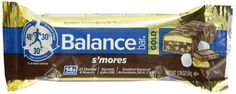 Balance Bar Gold S'mores, 1.76 Ounce, 15-Count Bars - For Sale Check more at http://shipperscentral.com/wp/product/balance-bar-gold-smores-1-76-ounce-15-count-bars-for-sale/