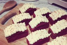 Red velvet mini loaves: a recipe from Laura's London | London Evening Standard