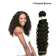 NEW BRAZILIAN REMI BUNDLE HAIR Outre Simply Brazilian 100% Non-Processed Hair - Natural Curly http://nyhairmall.com/outre-simply-brazilian-100-non-processed-hair-natural-curly.html