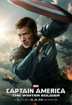 #CaptainAmerica 2 - Steve Rogers - New TV Series or Movie Poster - SF Series and Movies
