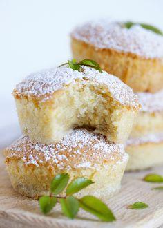Cocina – Recetas y Consejos Mini Desserts, Dessert Recipes, Mini Cakes, Cupcake Cakes, Cooking Time, Cooking Recipes, Tapas, Spanish Dishes, Vegan Cake