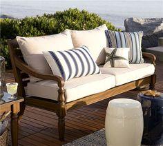 Superbe Outdoor Decor: Pottery Barnu0027s Faraday Sofa