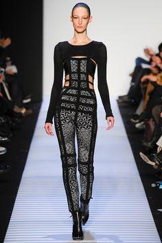 Hervé Léger by Max Azria Fall 2014 Ready-to-Wear Fashion Show
