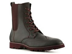 Calvin Klein Gale Wingtip Boot