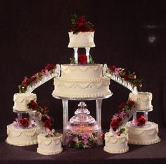 wedding cakes with bridges and fountains 1000 images about wedding cake ideas on 25993