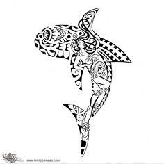 TATTOO TRIBES: Tattoo of Composite shark, Emanuele tattoo,shark woman turtle waves tattoo - royaty-free tribal tattoos with meaning Tribal Shark Tattoos, Tribal Band Tattoo, Arm Band Tattoo, Polynesian Tattoos Women, Polynesian Tattoo Designs, Filipino Tattoos, Body Art Tattoos, Sleeve Tattoos, Maori Tattoos