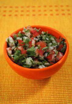 Barbara Adams Beyond Wonderful » Pico de Gallo Authentic Mexican Recipe