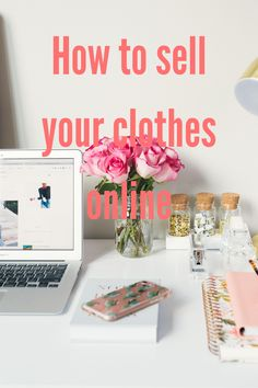 How to sell your clothes online – Part I — Major Online Business and Marketing Sell Your Clothes Online, How To Sell Clothes, Outfit Posts, Sustainable Fashion, Online Business, Blog, Things To Sell, Blogging