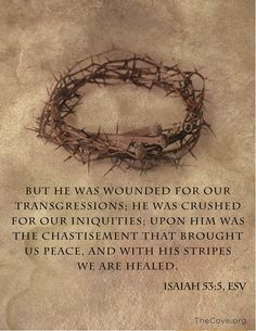 Easter Good Friday crown of thorns for web