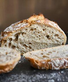 Dagasztás nélküli kenyér | Street Kitchen Pasta Recipes, Cooking Recipes, Bread, Street, Food, Kitchen, Food Food, Cooking, Eten