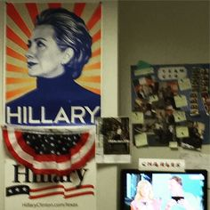 Then this afternoon thanks to an inside contact we visited Hilary Clinton's campaign headquarters !   #nyc #brooklyn #nyc_instagram #hilaryforamerica #hilaryforpresident