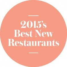 The 9 Best New Restaurants of 2015 -   Having been spoilt for choice with new openings this year, we've carefully curated a list of the 9 best new eateries of 2015 worth visiting this holiday season. 1. Beirut This stylish new Fort Street eatery brings a slice of refined Middle Eastern food to Auckland. The mood is set with a sensual fit […]