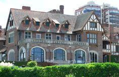 Mar del Plata Golf Club (club house). Provincia de Buenos Aires.