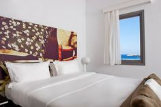 Anemi Hotel, a boutique hotel in Folegandros - Page Greece Hotels, Superior Room, Small Luxury Hotels, Soothing Colors, Hotel Reviews, Fun To Be One, A Boutique, Contemporary Design, Modern Furniture