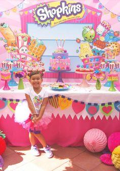 Shopkins Birthday Party Ideas | Photo 36 of 37