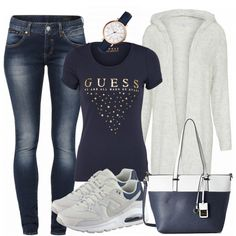 Guessit Outfit - Freizeit Outfits bei FrauenOutfits.de