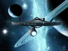 Star Trek Enterprise Ship Undergoing Restoration For th