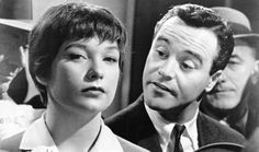 Shirley MacLaine and Jack Lemmon star in The Apartment, in She was nominated for an Oscar, and won the Bafta and Golden Globe for this film. late women's hair and fashion, vintage Hollywood movie photos Jack Lemmon, Best Romantic Comedies, Romantic Movies, Old Hollywood Movies, Classic Hollywood, Vintage Hollywood, I Movie, Movie Stars, Best Classic Movies