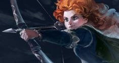 "Community Post: The Very Best ""Brave"" Fan Art<<< worth taking a look at!!!"