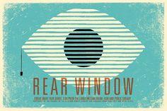 Poster | Rear Window