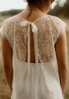 Robe de mariée Top Sookie + Jupe Betty 2