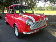 Click to find out more about this 1993 rover mini wide body manual coupe for sale in concord nsw 2137. Stock Number: JCFD4072523 at JUST CARS Rover Mini Cooper, New Mini Cooper, Pastel Red, Final Drive, Mini One, Wide Body, Fuel Injection, Cars For Sale, Manual