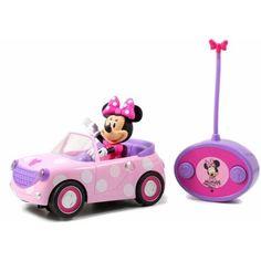 Disney Minnie Mouse R/C Vehicle, Light Pink - Walmart.com