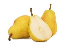 The healing benefits of pears.