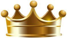 Crown PNG Transparent Clip Art Image