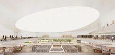 Herzog & de Meuron revela projeto de biblioteca em Israel - Arcoweb