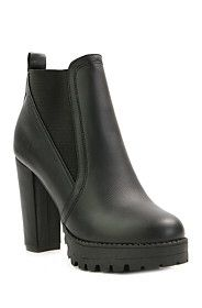Chelsea Blocked Heel Ankle Boots from Mr Price R239,99