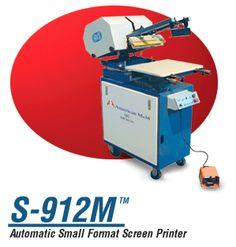 screen printing pres