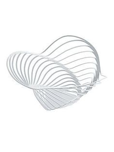 Alessi Trinity Citrus Basket - No Color