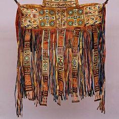 Tuareg camel bag from Niger