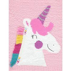 Eyelash Knit Unicorn Jumper | Kids | George